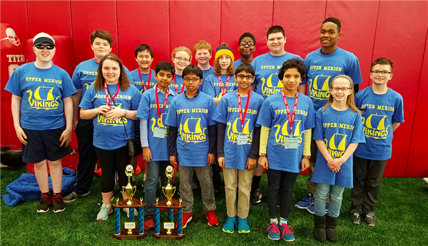 MS Robotics Sea Perch Team Brings Home The Hardware