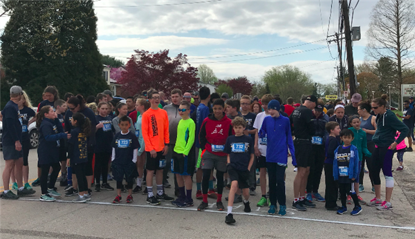 The Upper Merion Area Educational Foundation hosts another successful 5K!