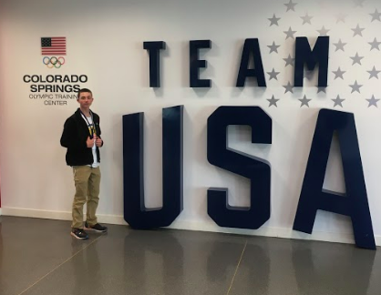 UM Freshman Invited To Train At US Olympic Training Center