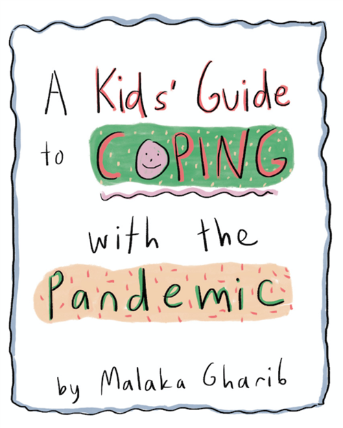 a kids guide to coping with teh pandemic