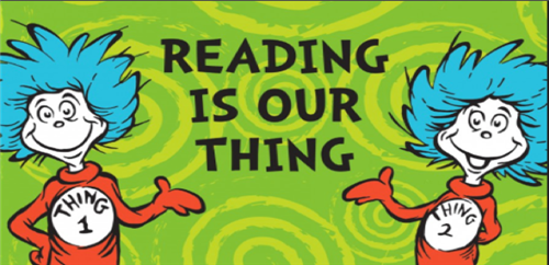 Reading is our Thing!