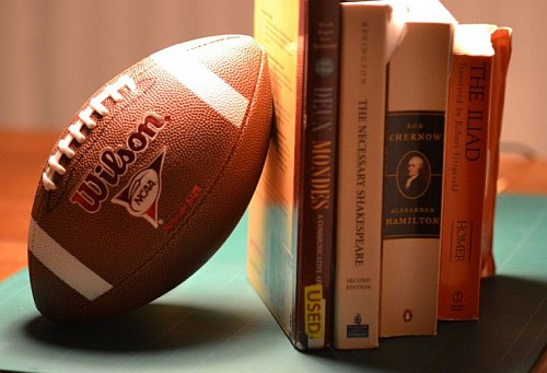 Books and Football